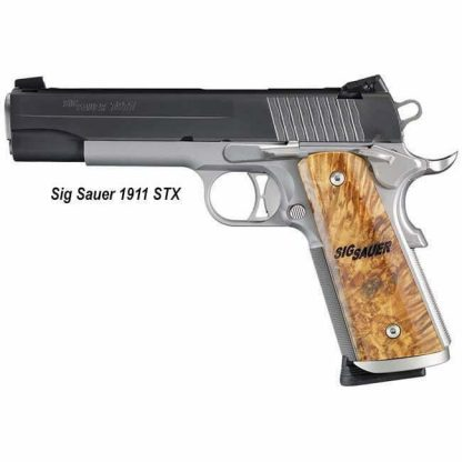 Sig Sauer 1911 STX, 798681317479 , in Stock, For Sale