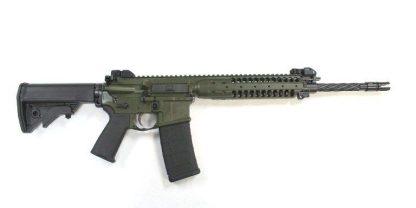 LWRC M6 IC Enhanced OD Green