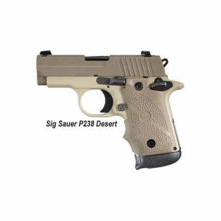 Sig Sauer P238 Desert, Sig P238 Desert, 238-380-DES, 798681438020, For Sale, In Stock