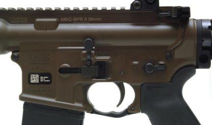 LWRC M6 IC SPR Patriot Brown Package Deal