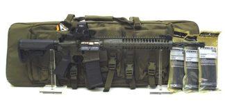LWRC M6 IC SPR OD Green Eotech Package Deal
