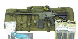 LWRC M6 IC SPR OD Green Package Deal