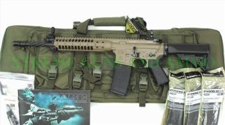 LWRC M6 IC Enhanced FDE Package Deal