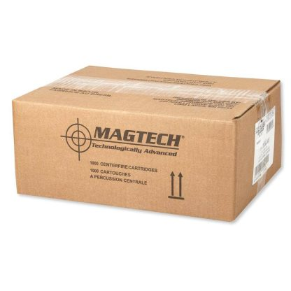 MAGTECH 5.56 62 gr. FMJ 1000 Round Case