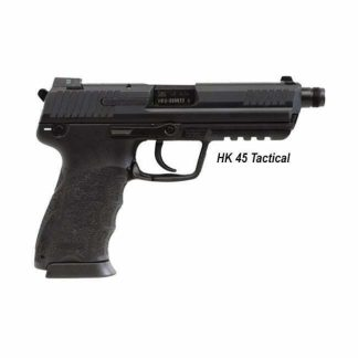 HK .45 Tactical Pistol, 81000032, 642230261334, in Stock, For Sale