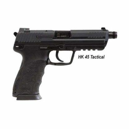 HK .45 Tactical Pistol, 81000032, 642230261334, in Stock, For Sale