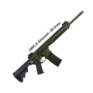 LWRC IC Enhanced OD Green, in Stock, For Sale