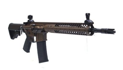 LWRC IC SPR Patriot Brown