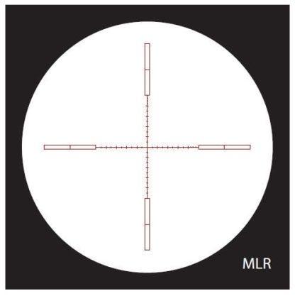 Nightforce NXS 8-32x56mm MLR Riflescope C353