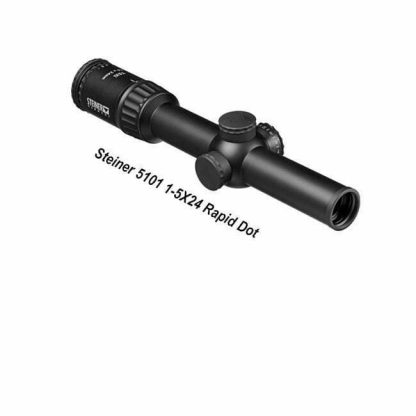 Steiner 1-5X24, Rapid Dot, 5101, 000381851017, in Stock, For Sale