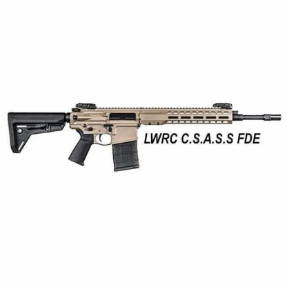 LWRC C.S.A.S.S FDE, in Stock, For Sale