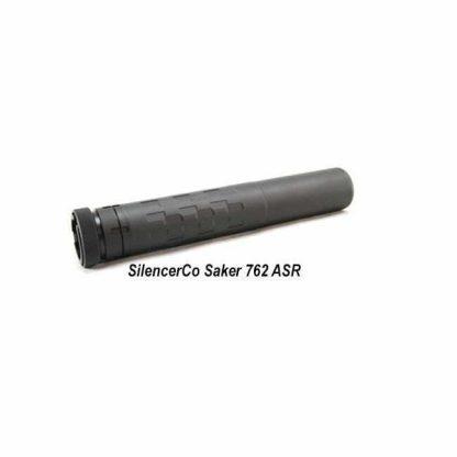 SilencerCo Saker, SU2257, 816413022368 SilencerCo Saker 762, in Stock, For Sale