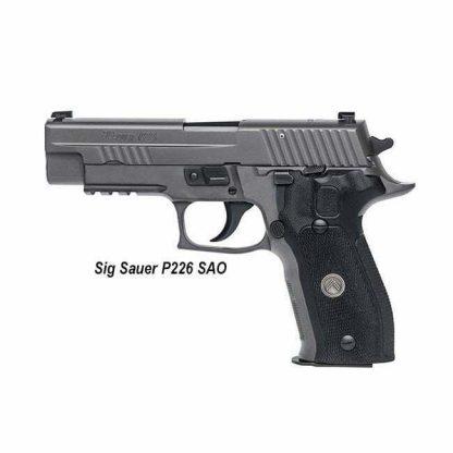 Sig Sauer P226 Legion SAO, E26R-9-LEGION-SAO, 798681538812, in Stock, For Sale