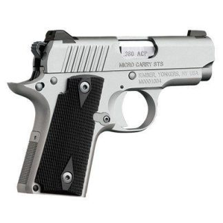 Kimber Micro Carry Stainless