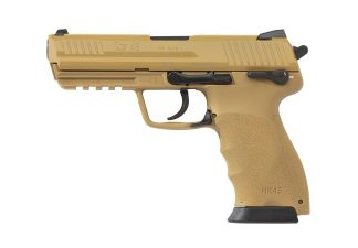 HK45 Compact Tan Frame & Slide