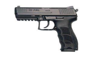 HK P30L Long Slide Pistol .40 DA/SA (V3)