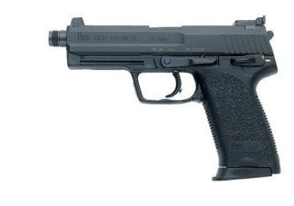 HK USP9T Tactical Pistol 9mm