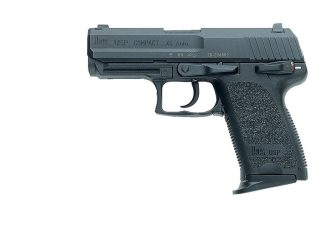 HK USP45C Compact Pistol .45 DAO (V7)
