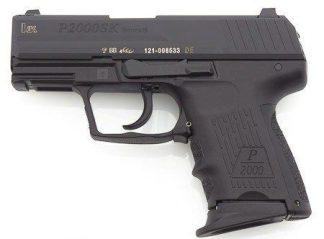 HK P2000 SK Sub Compact Pistol 9mm DAO (V2)