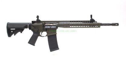 LWRC M6 IC-A5 OD Green