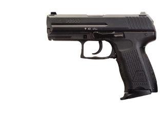 HK P2000 Pistol .40 DAO (V2)