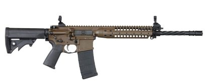 LWRC IC-Enhanced Patriot Brown