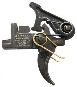 Geissele Hi-Speed National Match  (Match Rifle Trigger)