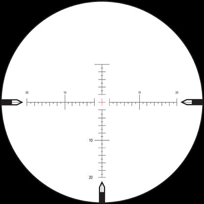 Nightforce SHV 3-10x42mm MOAR