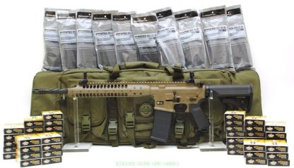 LWRC IC-A5 FDE Ammo Package Deal