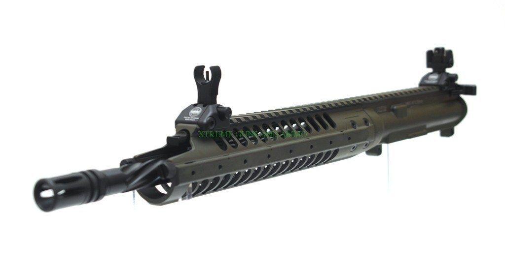 LWRC IC A5 OD Green Upper Receiver