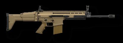 FN SCAR 17S FDE
