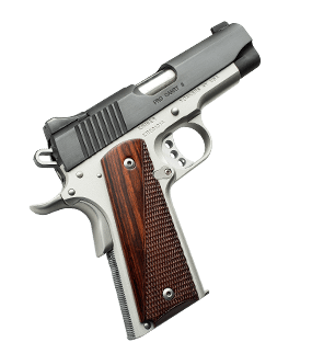 """Kimber Pro Carry™ ll (Two Tone) 9mm 4"""""""