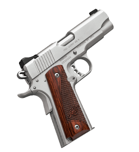 Kimber Pro Carry HD™ ll .38 Sup 4""