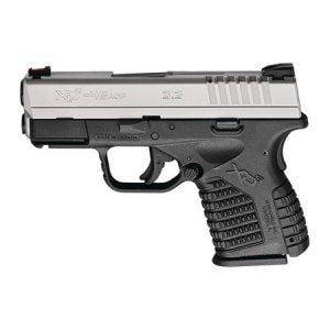 SPRINGFIELD ARMORY XDS .45 ACP BITONE pistol