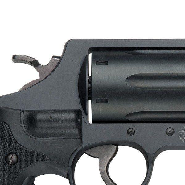 SMITH & WESSON GOVERNOR® Revolver with Crimson Trace® Laser Grip 410 2 1/2  inch,  45 ACP,  45 Colt Revolver