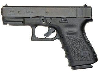 LE Glock 19 Gen 3