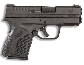 SPRINGFIELD ARMORY XDS 9mm Pistol