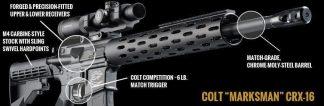 Colt Marksman CRX-16 Rifle