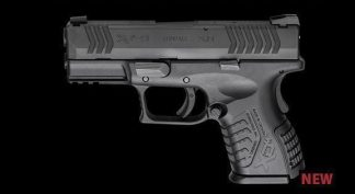 Springfield Armory XDM 9mm Compact 3.8 inch