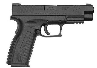 Springfield Armory XDM 9mm 4.5 inch