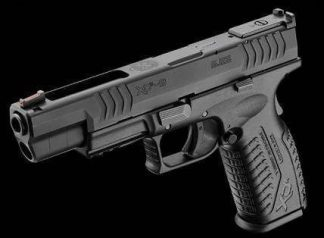 Springfield Armory XDM 9mm 5.25 Competition Series