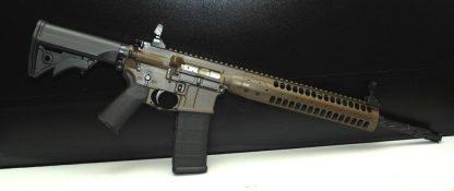 LWRC M6 IC SPR Patriot Brown