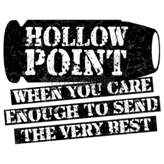 Hollow Point When You Care Enough To Send The Very best