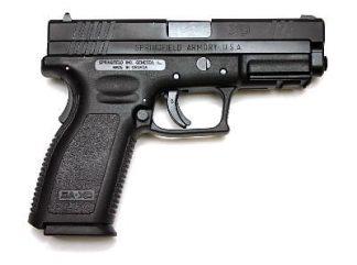 Springfield ARMORY XD .45 ACP 4 inch
