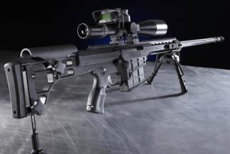 Barrett M98 Bravo