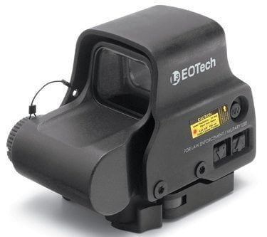 EoTech EXPS3-2 Holographic Red Dot Weapon Sight