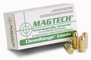 Magtech 9MM Clean Range 115 Grain FEB FEB 50 Round Box