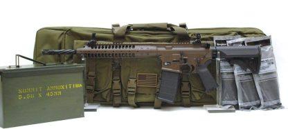 LWRC M6 IC-A5 Patriot Brown Ammo Package Deal
