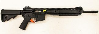 LWRC IC-A2 Patriot Brown AR 15 Assault Rifle