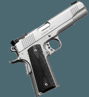 Kimber Stainless Target II 9mm 1911 Target Pistol For Sale